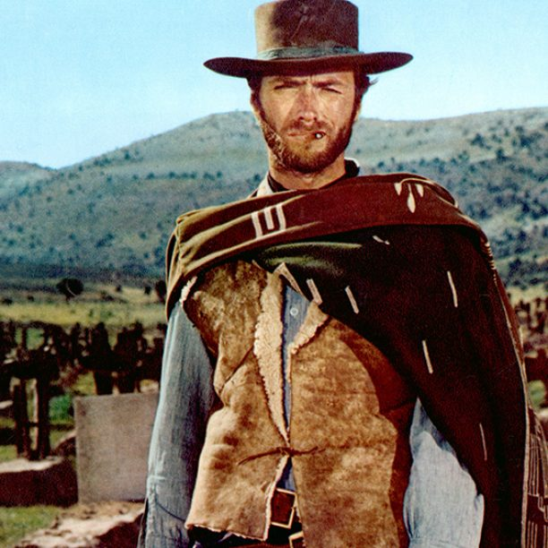 THE GOOD, THE BAD AND THE UGLY, Clint Eastwood, 1966