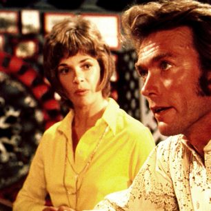 PLAY MISTY FOR ME, Jessica Walter, Clint Eastwood, 1971