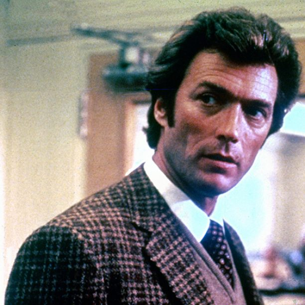 DIRTY HARRY, Clint Eastwood, 1971. © Warner Bros/Courtesy Everett Collection